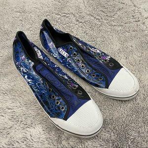 Ed Hardy No Lace Shoes
